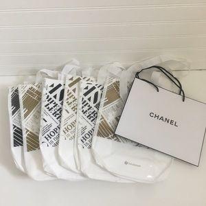 lululemon athletica Bags - LuluLemon Athletica bags (5)  Chanel bag (1)
